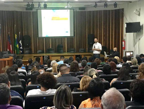 Jucea inicia treinamentos no interior do Amazonas para procedimentos digitais nesta quinta-feira (15/8)