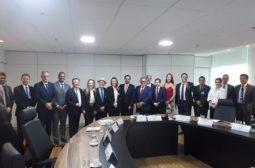Presidente da Jucea participa de reunião em Brasília