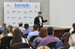 Servidores da Jucea participam de encontro com a Controladoria-Geral do Estado