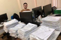 Jucea recebe mais de 700 processos em último dia de protocolo presencial