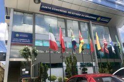 Junta Comercial do AM completa 128 anos com modernização de serviços