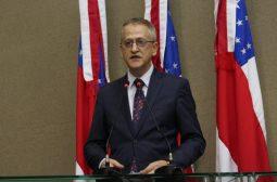 Presidente da Jucea destaca modernização da autarquia na Aleam
