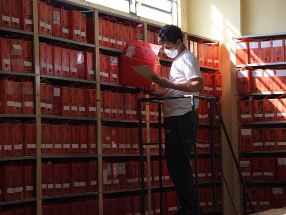 Junta Comercial retoma digitalização de acervo documental na próxima segunda-feira