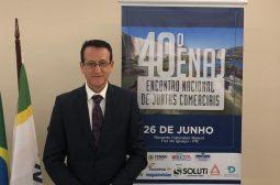 Titular da Junta Comercial do Amazonas é aclamado para cargo de vice-presidente da Fenaju Região Norte