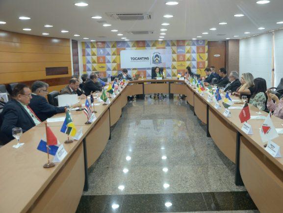 Jucea sedia pela primeira vez encontro da Federação Nacional das Juntas Comerciais, nos dias 17 e 18 de outubro