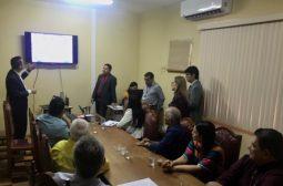 Jucea realiza primeira reunião com colégio de Vogais em 2020