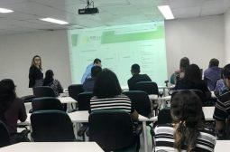 Jucea treina contadores para se tornarem multiplicadores de conhecimento