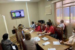 Servidores da Junta Comercial do Amazonas participam de capacitação a distância do Coaf