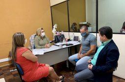 Reunião com Sebrae – Julho/2020