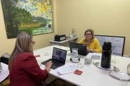 Jucea participa de reunião do projeto Empreendedor Digital