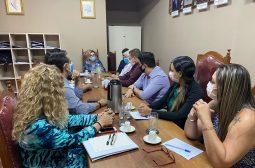 Reunião com Colégio de Vogais – Agosto/2020