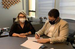Assinatura de Acordo de Cooperação Técnica com Anoreg – Março/21