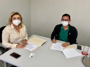 Presidente da Jucea assina Acordo de Cooperação Técnica com Prefeitura de Silves