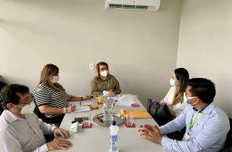 Apresentação de projeto para prefeituras do interior do AM – Maio/21