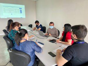 Junta Comercial do Amazonas realiza treinamento com bolsistas da Fapeam