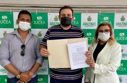 Assinatura de Acordo de Cooperação Técnica com Prefeitura de Eirunepé – Agosto/21