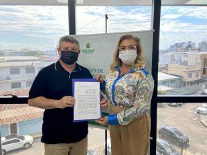 Jucea assina Acordo de Cooperação Técnica com Prefeitura de Lábrea