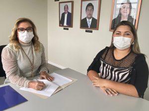 Jucea assina Acordo de Cooperação Técnica com Prefeitura de Presidente Figueiredo