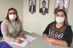 Assinatura de Acordo de Cooperação Técnica com Prefeitura de Presidente Figueiredo – Setembro/21