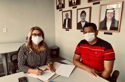 Assinatura de Acordo de Cooperação Técnica com Prefeitura de São Gabriel da Cachoeira – Setembro/21